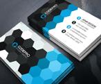Modern Business Card - 104