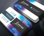 Modern Business Card - 106