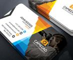 Modern Business Card - 75
