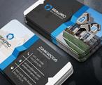 Modern Business Card - 81