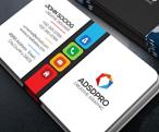 Modern Business Card - 82