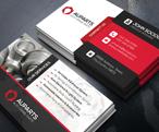 Modern Business Card - 83