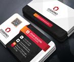 Modern Business Card - 84