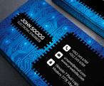 Modern Business Card - 86
