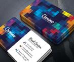 Modern Business Card - 52
