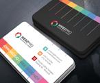 Modern Business Card - 55