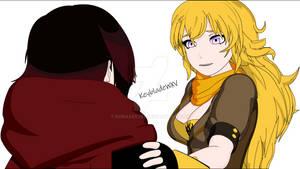 RWBY: Ruby and Yang: