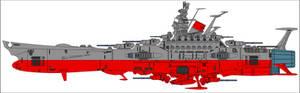 Spacebattleship Yamato 2199