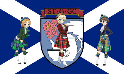 St-Gloriana of Scotland! by mirage2000