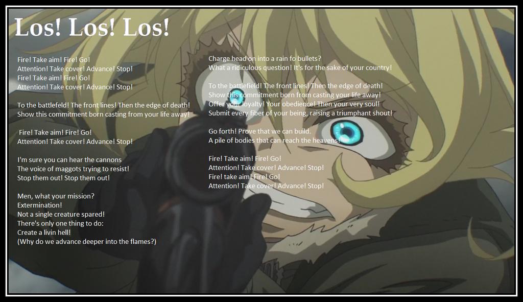 Los! Los! Los! by mirage2000