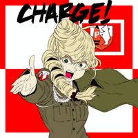 CHARGE! For Bonple High School!