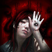 horror me by PrettyBlackRibbons