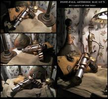 Post-Fall Aetheric Ray Gun by CaelynTek