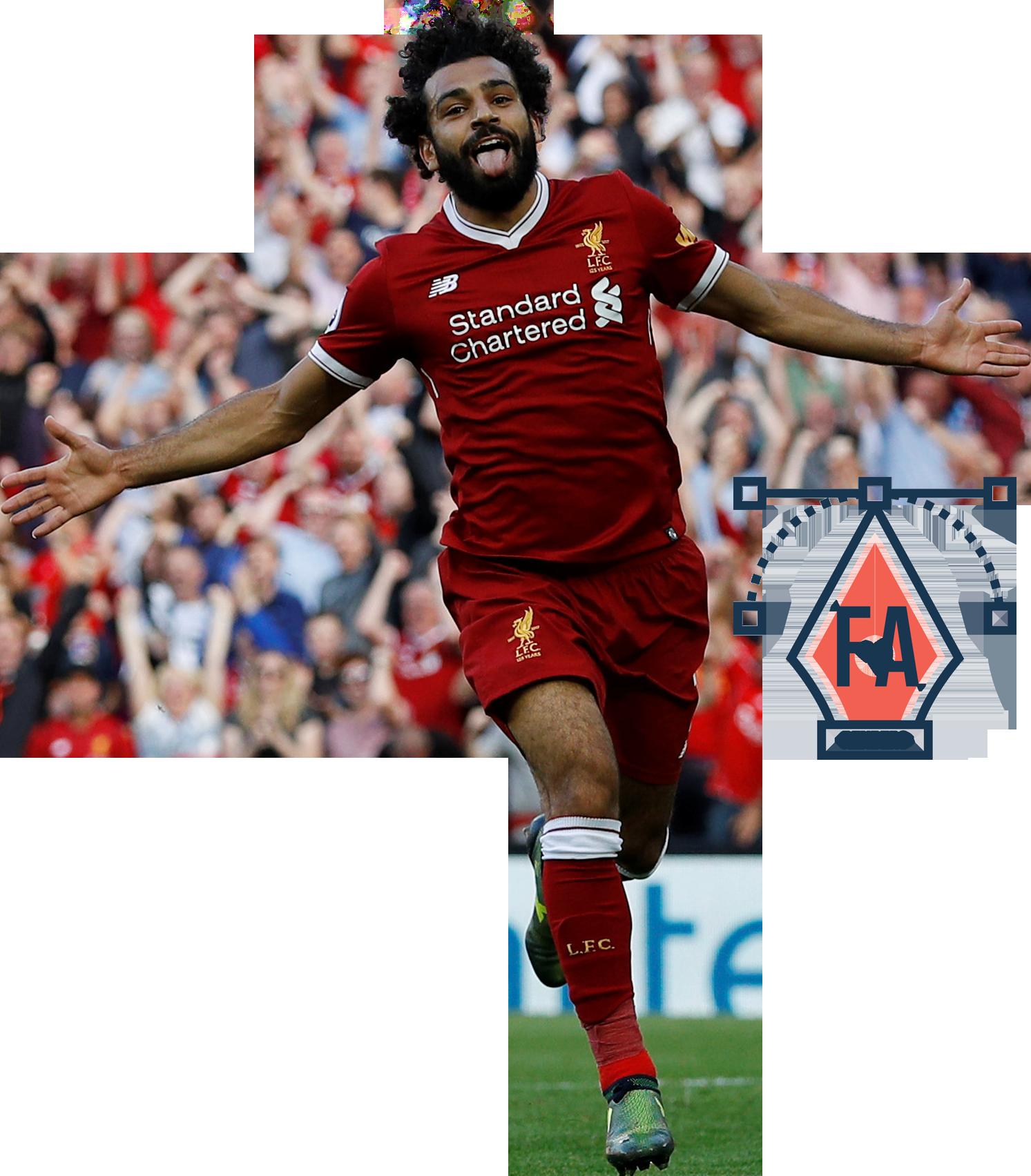 Mohamed Salah Render by FA Render on DeviantArt