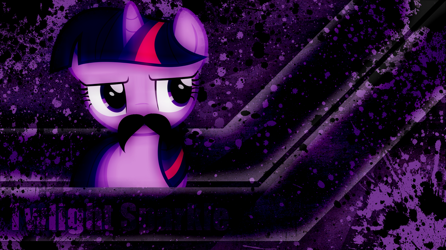 Twilight Sparkle Wallpaper by MLP-Mayhem