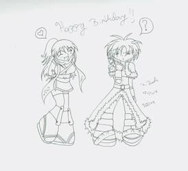 Birthday Raid