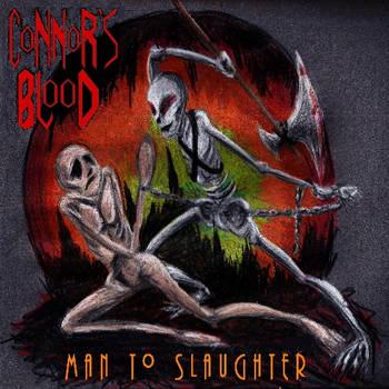 Connor's Blood by elmothealien