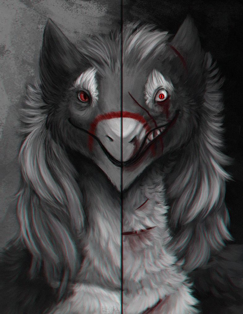 Self Destruction by Kuvajaenen