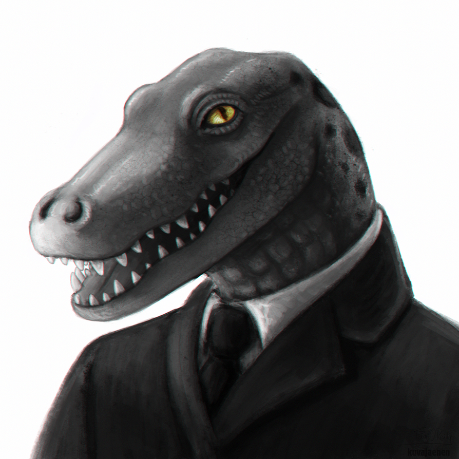 Alligator by Kuvajaenen
