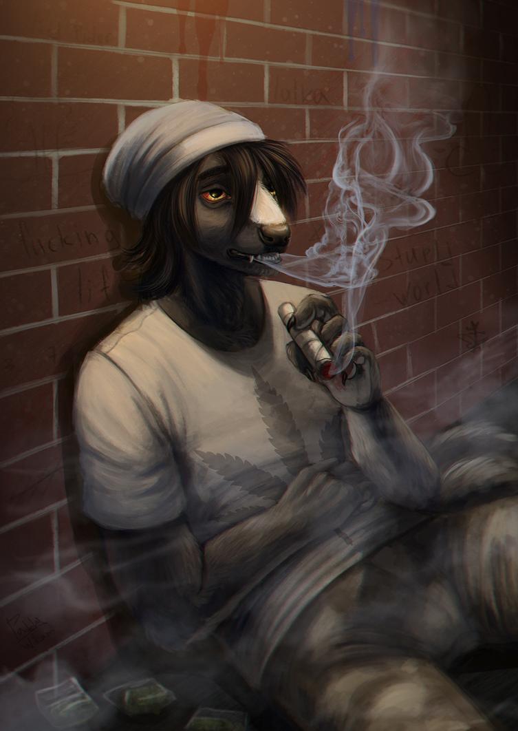 Smoke by Paddy-William