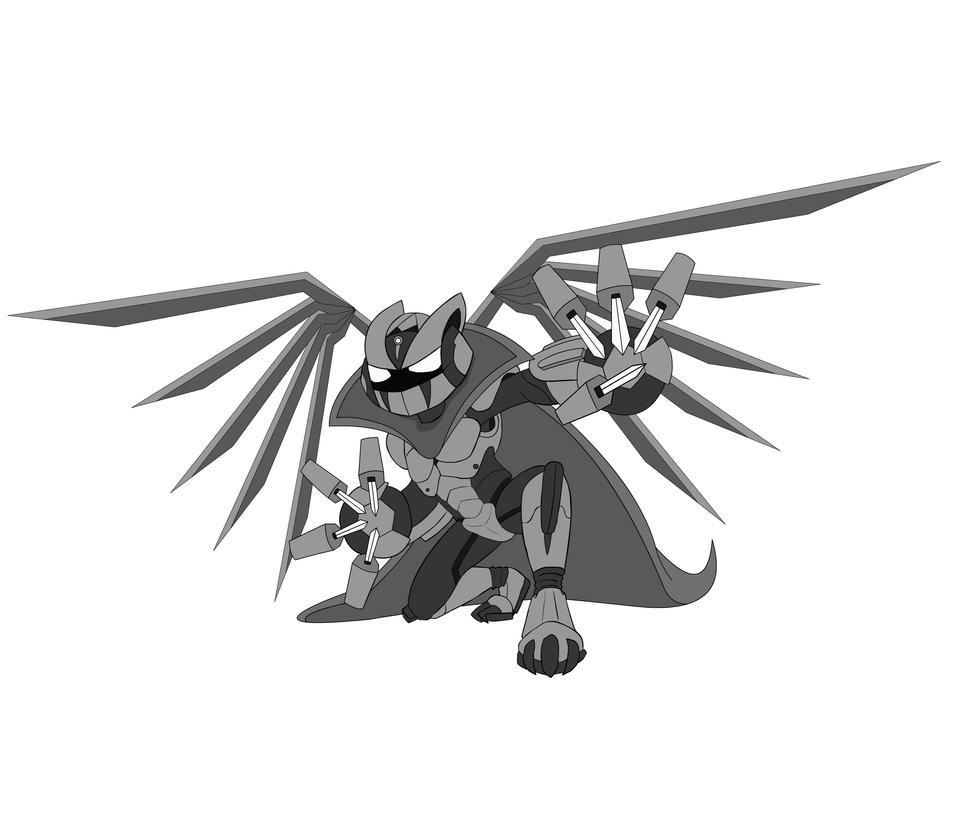 Sirius Fighter Rev 2 by Krigsy