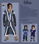 Siku Reference Sheet