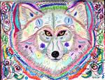 Wonder Wolf by Nostalgialover808