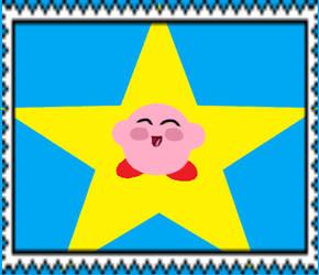 Kirby Fan Stamp