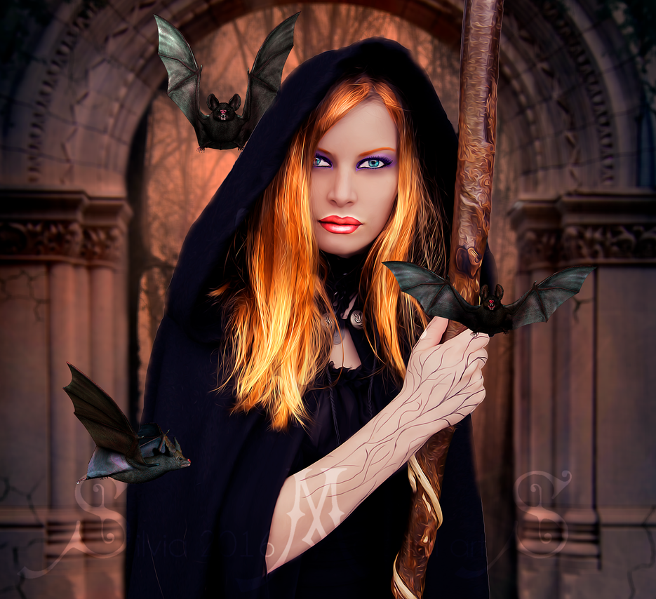 It is Time for Witches by SilviaMS
