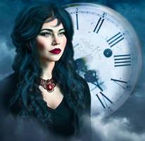 A Traves del Tiempo Through Time by SilviaMS