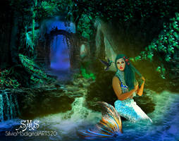 Secret place of the Mermaid by SilviaMS
