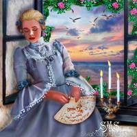 Melancholia by SilviaMS