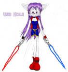 Yuri Keila by silversword