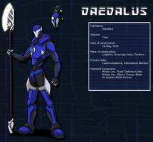 Week 1 - Daedalus by silversword