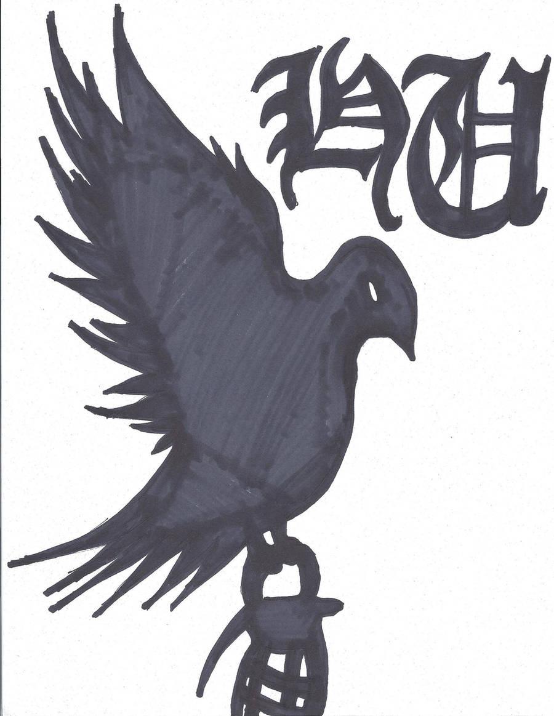 Hollywood Undead Logo by GiveEmHellKiddd