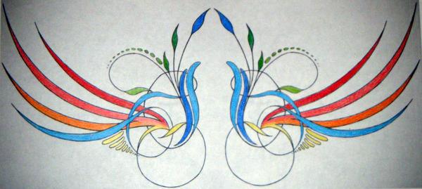 Pinstripe by koi1686