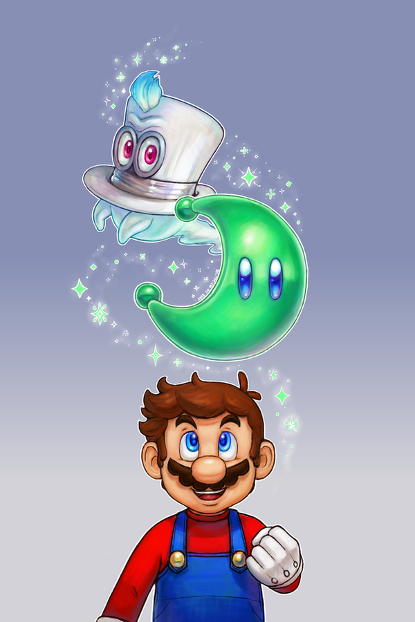 World Of (New) Nintendo (3DS XL) Super_mario_odyssey__by_do_mi_sol_no-dbea79g