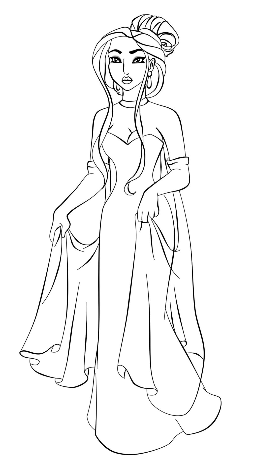 free coloring pages anastasia - photo#28