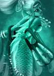 Mermaid of Avarice - WIP