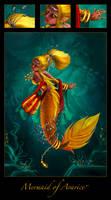 Mermaid of Avarice