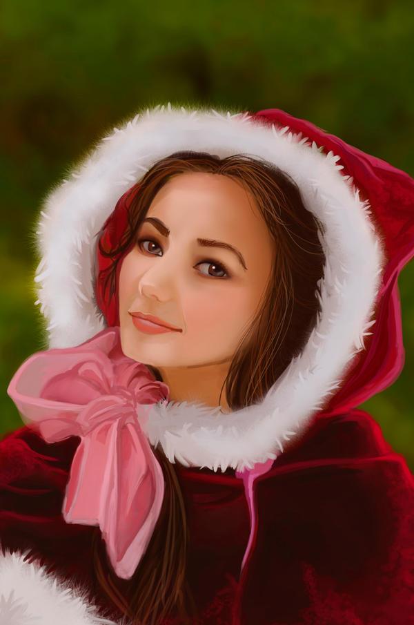 Portrait Belle