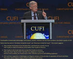 Political:  John the neocon Bolton raves at CUFI by Immersion456