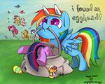 Easter Egghead 2014