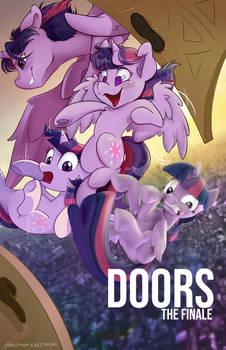 Official Doors Poster