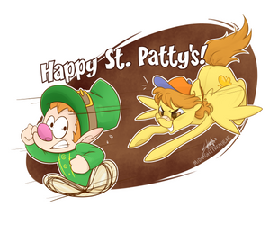 WCPC St. Patrick's Day Announcement by midnightpremiere
