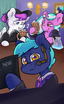 Official BronyCon Green Room Badge
