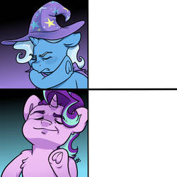 It's a Horse Meme