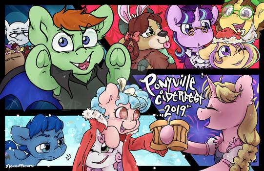 Ponyville Ciderfest 2019
