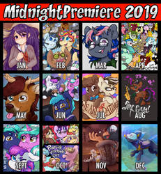 MidPrem Art Summary 2019