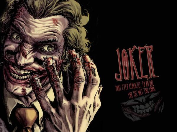2- The Joker Wallpaper by chupa-chups-life on DeviantArt